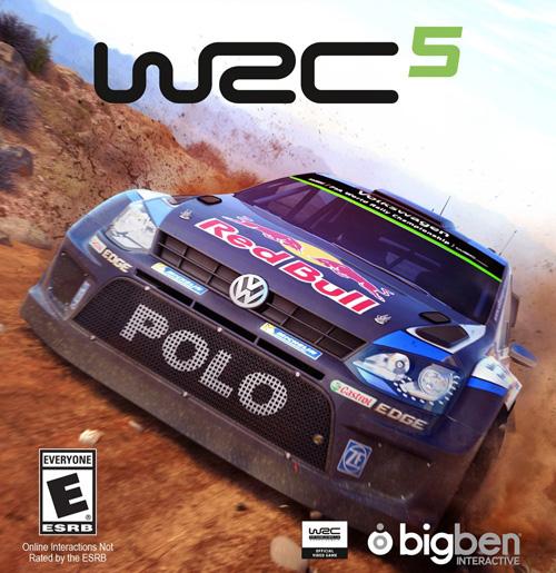 WRC 5: FIA World Rally Championship