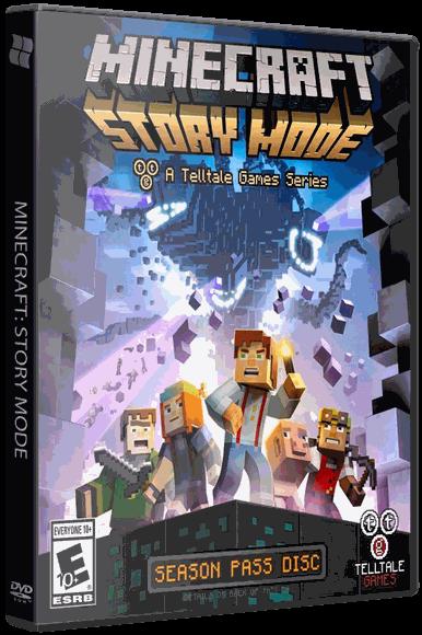 Minecraft: Story Mode - Episode 1 (2015) PC