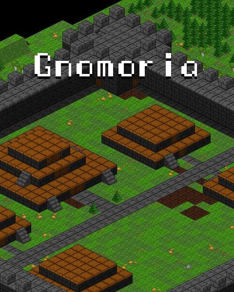 Gnomoria (2015 | RUS) PC (1.0)