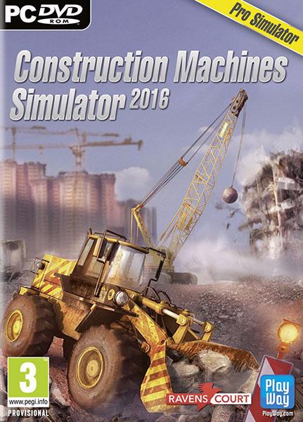 Construction Machines Simulator 2016 (2015) PC   Лицензия