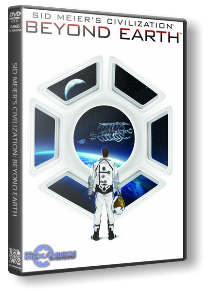 Sid Meier's Civilization: Beyond Earth Rising Tide [v 1.1.0.1043 + 2 DLC] (2014) PC