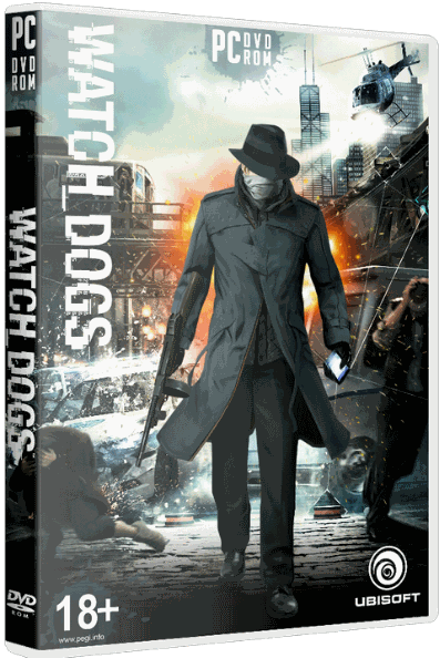 Watch Dogs - Digital Deluxe Edition [v 1.06.329 + 16 DLC]