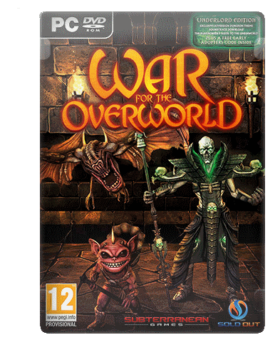 War for the Overworld [v 1.2.5] (2015) PC