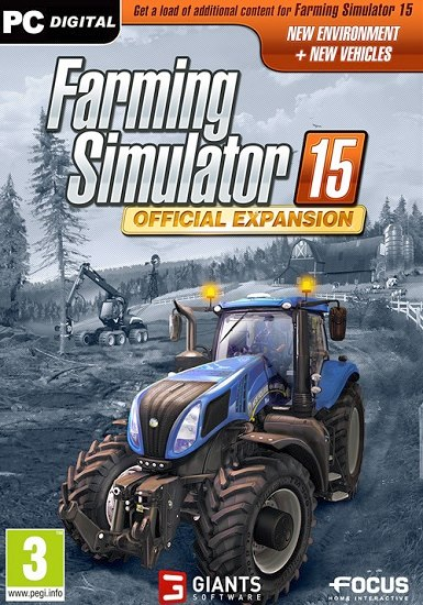 Farming Simulator 15: Gold Edition [v 1.4.1 + DLC's] PC