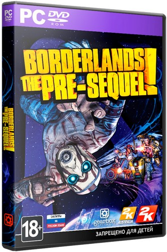 Borderlands: The Pre-Sequel [v 1.0.7 + 6 DLC] PC