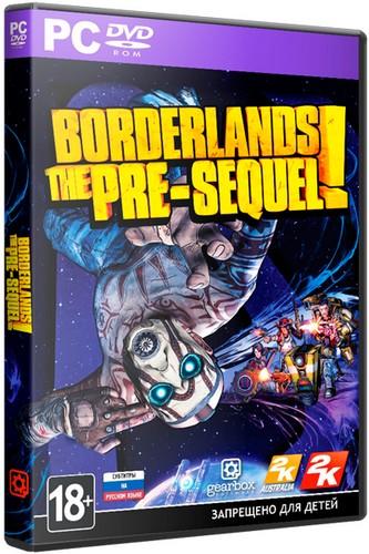 Borderlands: The Pre-Sequel [v 1.0.7 + 6 DLC] PC