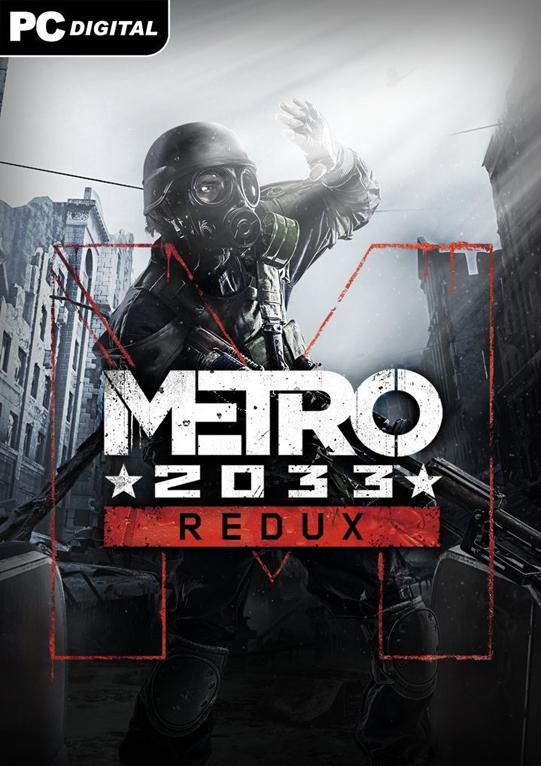 Metro 2033 - Redux (2014) PC | RePack
