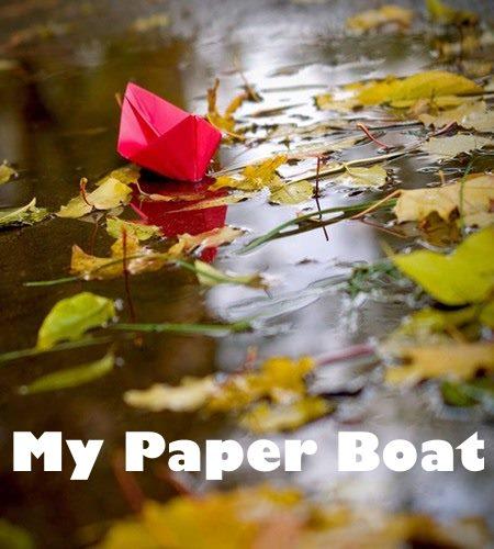 My Paper Boat / Симулятор бумажного кораблика [ENG/DEU] (2015)