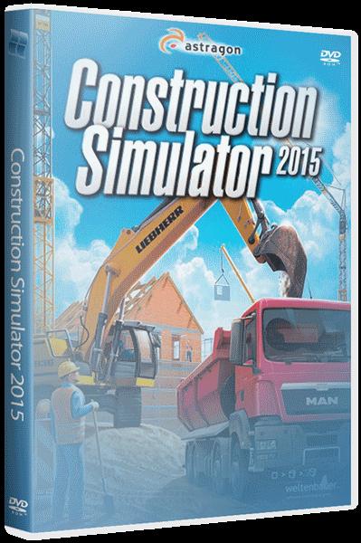 Construction Simulator 2015: Gold Edition