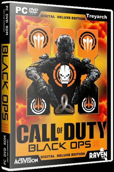 Call of Duty: Black Ops 3 [Update 2] | RePack от xatab
