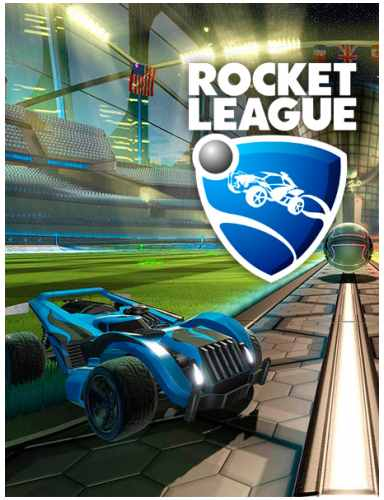 Rocket League [v 1.08 + 3 DLC] (2015)