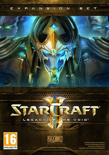 StarCraft 2: Legacy of the Void (2015) RUS