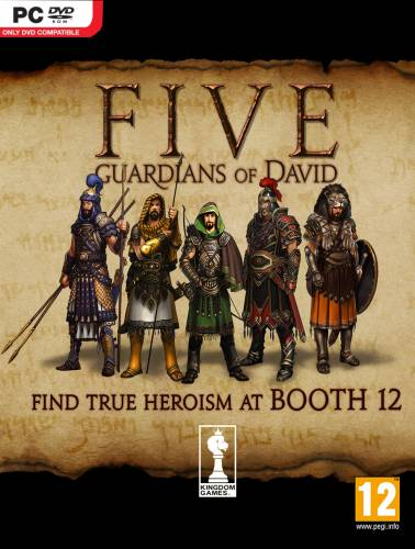 FIVE: Guardians of David
