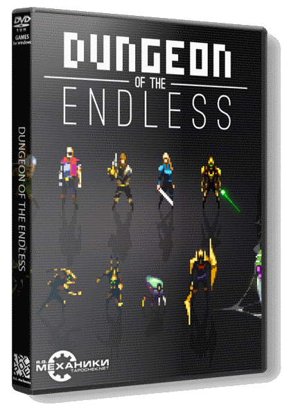 Dungeon of the Endless [v 1.10] (2014) PC