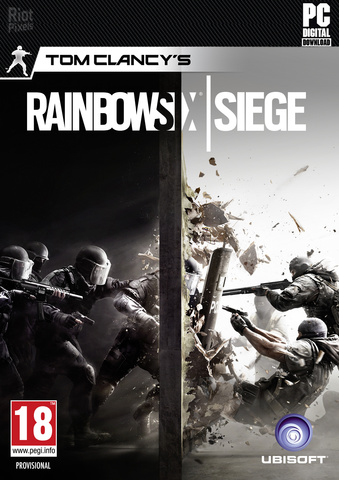 Tom Clancy's Rainbow Six: Siege (2015) PC