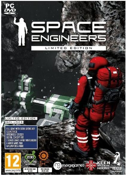 Космические Инженеры / Space Engineers [v 01.146.007] (2014)