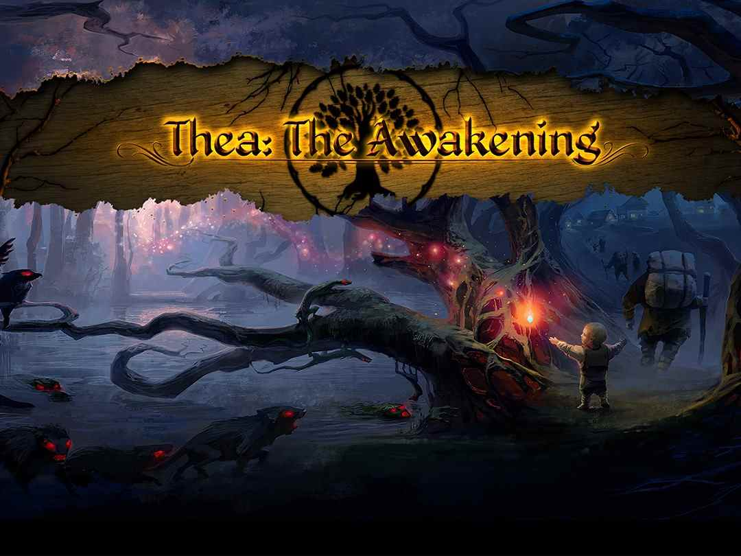 Thea: The Awakening (2016)