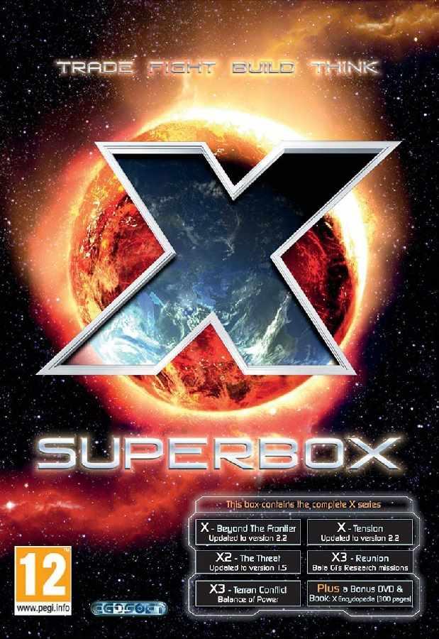 X: Superbox (1999 - 2013) PC | RePack от R.G. Механики