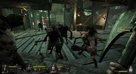 Warhammer: End Times Vermintide (Rus|Eng)