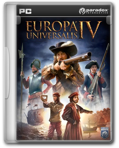 Europa Universalis 4: Common Sense [v1.12.2] PC