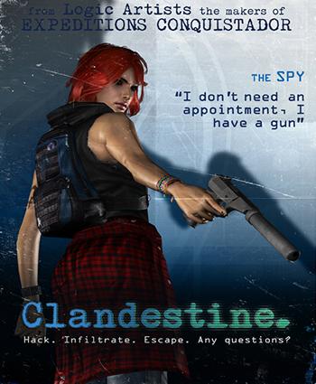 Clandestine (2015) PC
