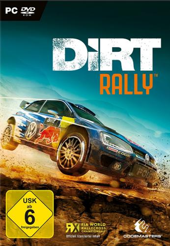 DiRT Rally [2015/MULTi5] RELOADED