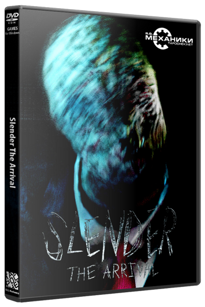 Slender: The Arrival [v 2.0.0] (2013) PC | RePack от R.G. Механики