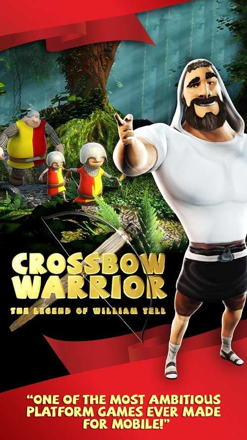 Crossbow Warrior The Legend of William Tell (2015| PC)