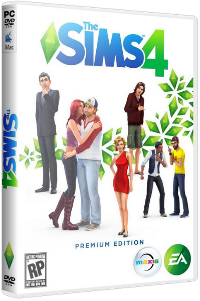 The Sims 4: Deluxe Edition [v 1.13.104.1010] (2014) PC | RePack от xatab
