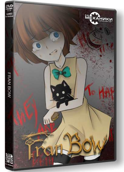 Fran Bow [Update 3] (2015) PC | RePack от R.G. Механики