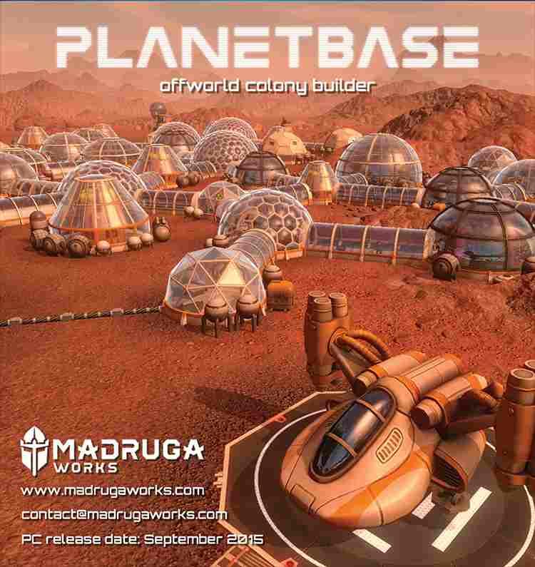 Planetbase (2015) (RUS)
