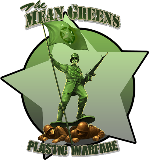 The Mean Greens - Plastic Warfare (2015)