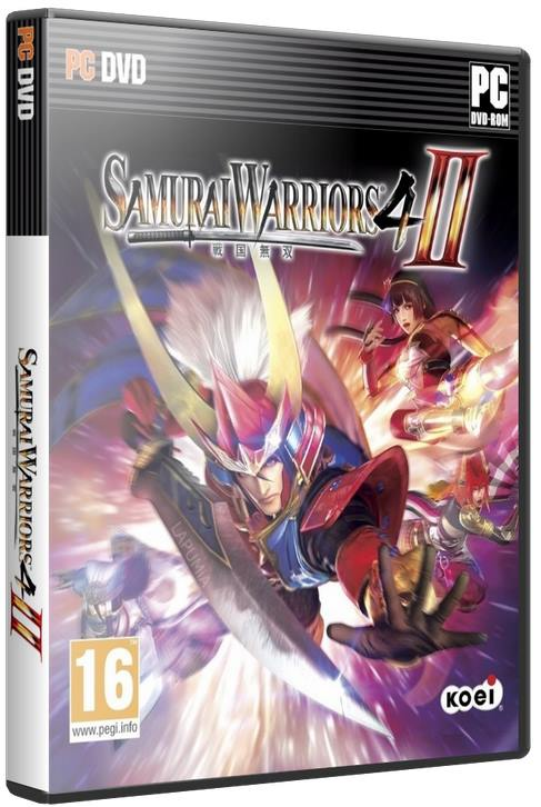 Samurai Warriors 4-II [2] (+DLC) [ENG] (2015)