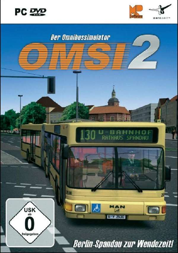 OMSI - THE BUS SIMULATOR 2 (Rus) PC