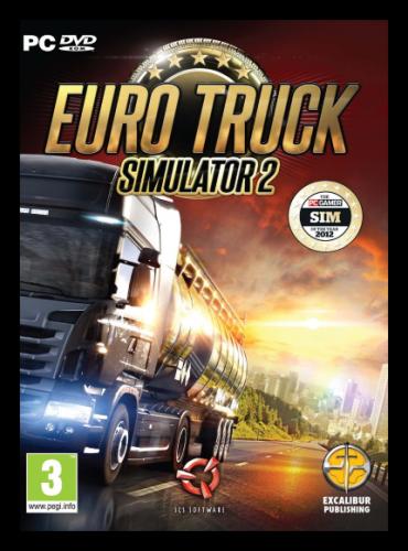 Euro Truck Simulator 2 [v 1.22.2.3s + 29 DLC] (RUS/ENG) RePack от xatab