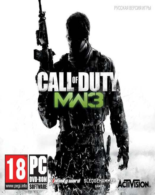 Call of Duty: Modern Warfare 3 [TeknoMW3 2.7.3.11]