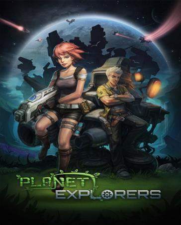 Planet Explorers (v0.90) (ENG)