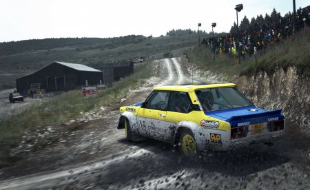 DiRT Rally [2015/MULTi5] RELOADED