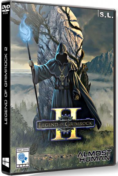 Legend of Grimrock 2 (v2.2.4) [Rus/Eng] (2014)