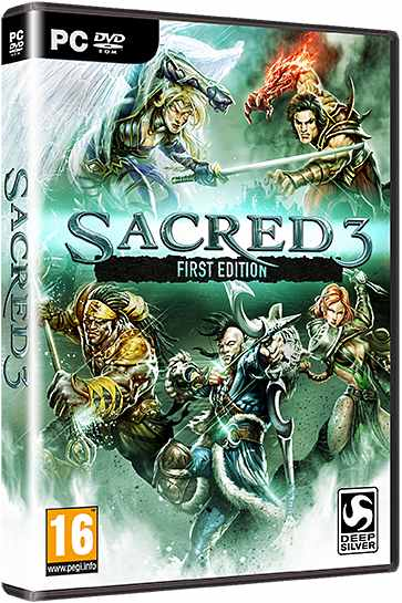 Sacred 3: The Gold Edition (2014)