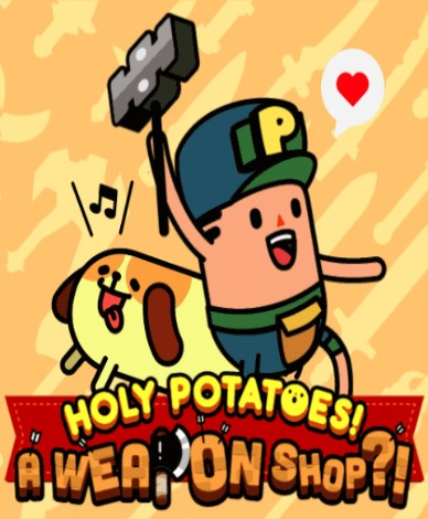 Holy Potatoes! A Weapon Shop?!  (2015) PC