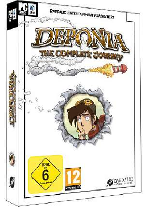 Deponia: The Complete Journey (2014)