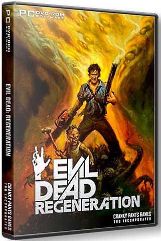 Evil Dead - Regeneration (2006)