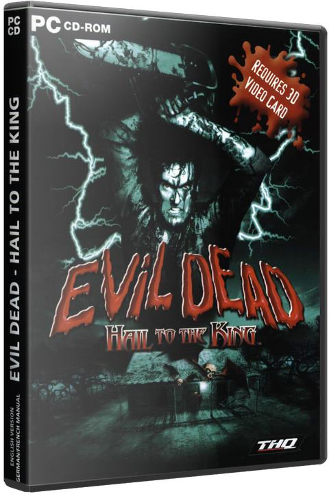 Evil Dead: Hail to the King (2001) (RUS)