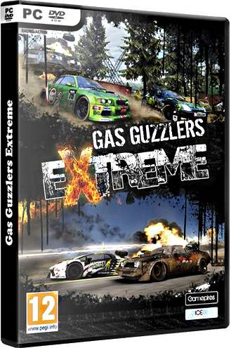 Gas Guzzlers Extreme [v 1.0.7 + 2 DLC] (2013) PC