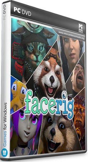 Facerig Pro v1.312 (2015)  PC
