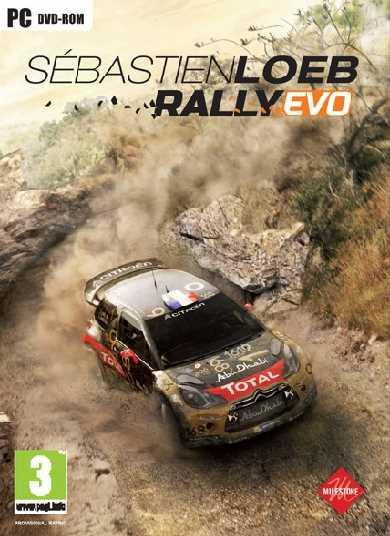 Sebastien Loeb Rally EVO (2016) (ENG)