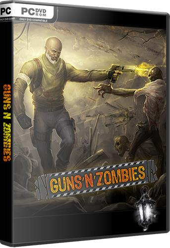 Guns n Zombies: N'Aliens (2015) (Русский/Eng)