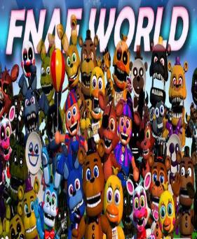 FNaF World (ENG) (2016)