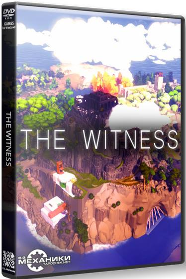 The Witness (2016) PC | RePack от R.G. Механики